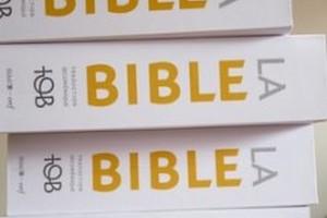 Les livres deutérocanoniques orthodoxes dans la TOB édition 2010