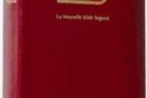 LA NOUVELLE BIBLE SEGOND : Historique de la traduction