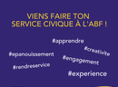 Recrutement : 3 services civiques