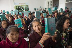 En 2015, plus de 34 millions de Bibles diffusées