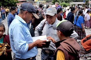L'édition catholique de la Bible en poqomchi' accueillie au Guatemala
