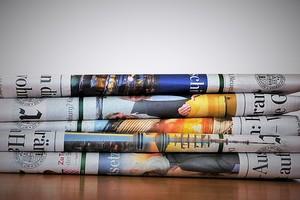 La Bible avec le journal : un gros succès en Serbie