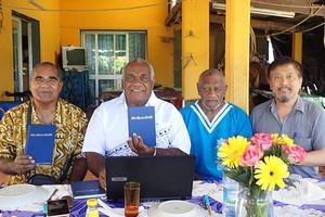 Traduire la Bible dans les langues menacées de Nouvelle-Calédonie