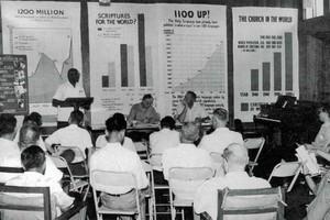 Les sociétés bibliques dans les années 60