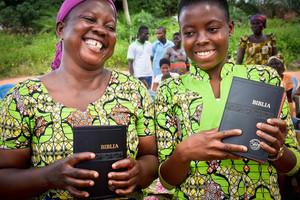 Rapport de la diffusion biblique 2016