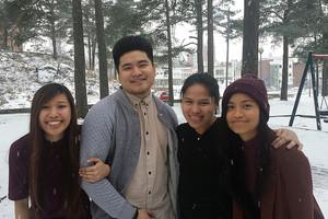 Quatre jeunes chrétiens racontent comment ils sont venus au Christ