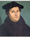 Traduction de la Bible en allemand moderne par Martin Luther