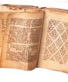 Le codex, ancêtre du livre moderne, est inventé par les scribes