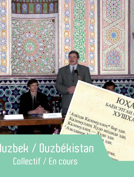 Traduction en Ouzbékistan en cours