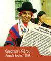 Rómulo Sauhe traduction en quechua