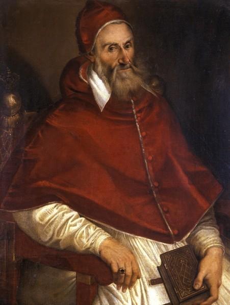 Décision du pape Pie IV