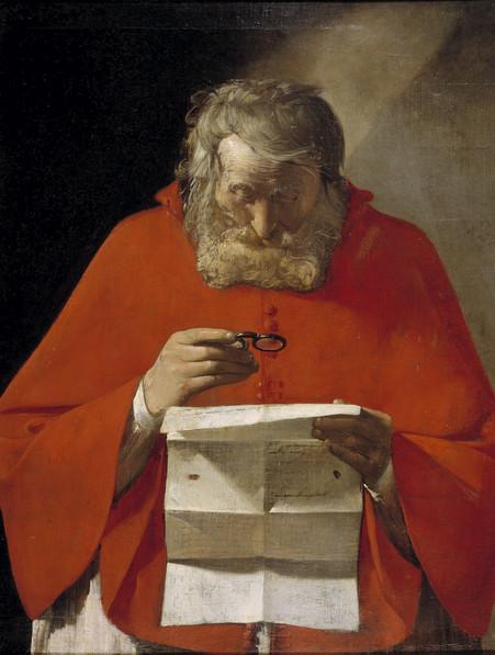 Jérôme le plus célèbre traducteur de la Bible