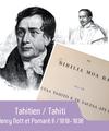 Henry Nott et Pomaré II pour la bible tahitienne
